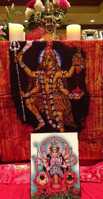 Kali Puja PantheaCon 2014