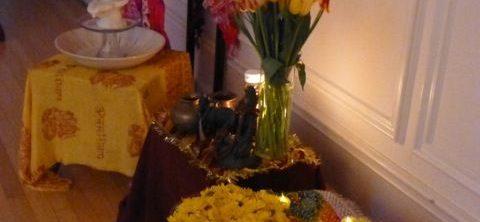 Honoring Shiva